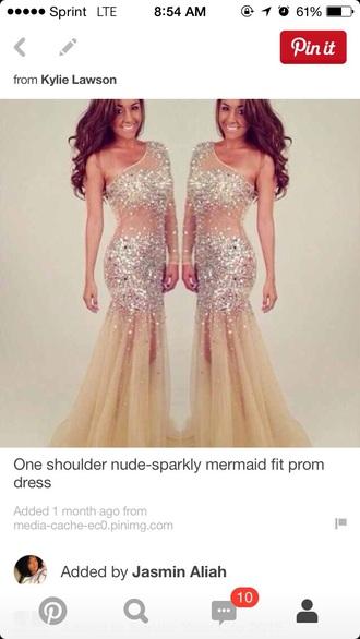 dress gold sequins glitter dress prom dress mesh dress
