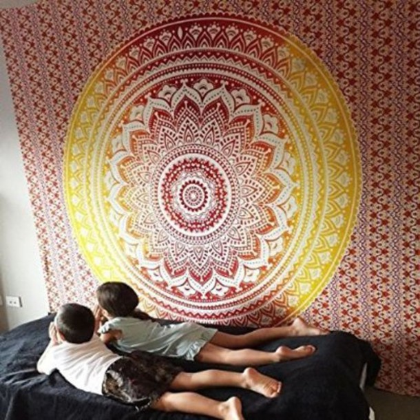 Home Accessory Indie Indian Indie Boho Tapestry Wall Tapestry