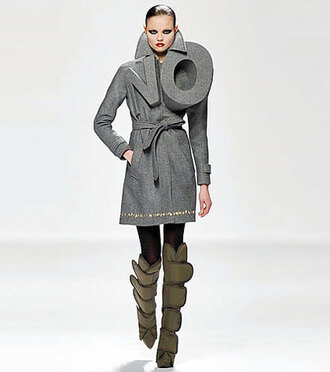 coat viktor and rolf viktor&rolf please!! 2008 fall outfits