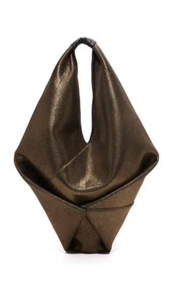 MM6 bag gold black