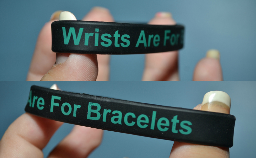Squishy and bracelets — Wrists Are For Bracelets wristbands