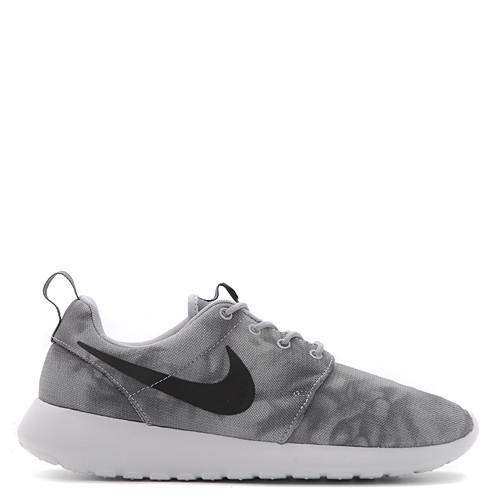 Nike rosherun print / wolf grey