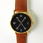 jewels,watch,handmade,style,fashion,vintage,etsy,freeforme,summer,spring,gift ideas,new,fashion trend,trendy,cardinal direction,direction,north,east,west,south,arrow,arrows