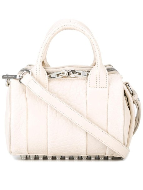 Alexander Wang mini women nude bag
