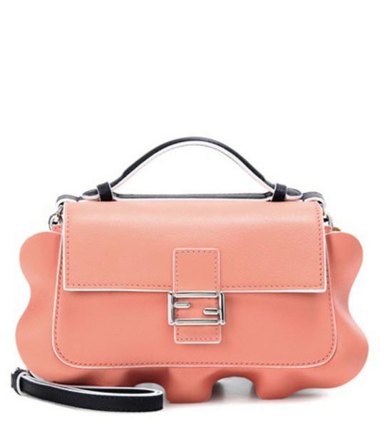 Fendi bag shoulder bag leather