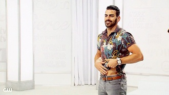 shirt nyle nyle dimarco antm america hawaiian hawaiian flower cool shirts collared shirts