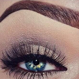 make-up eyes eye makeup eyebrows
