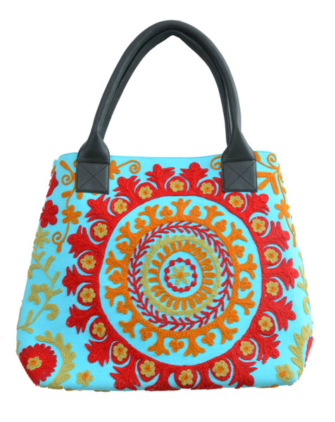 Indian Wedding Gift Bags For Sale : On Sale Indian Suzani Bridal Wedding Bag Tote, Ethnic Bag, Tote Bag ...