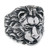 Stainless Steel Lion Head Men Biker Ring - STEEL ME UP