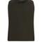 Multi-strap neckline silk-cady top