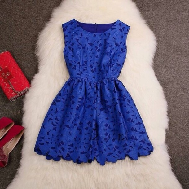 1b42e0d5a84 ... We Heart it. dress summer dress blue dress prom dress swag top i love  you to the moon and