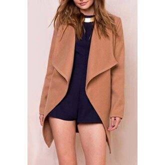 coat rose wholesale classy winter coat fall outfits elegant