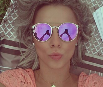 sunglasses mirrored sunglasses round sunglasses