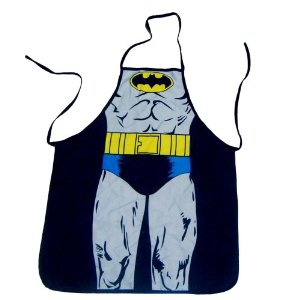 Dopobo New Arrival DC Comics Batman Kitchen Apron Funny Creative Cooking Party Aprons Be The Hero for Men Boyfriend Gifts: Amazon.co.uk: Kitchen & Home