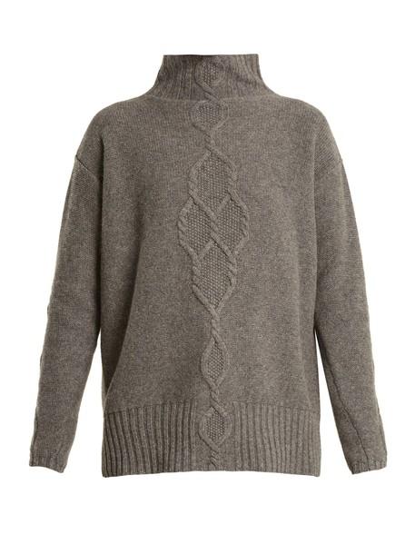 S MAX MARA sweater grey
