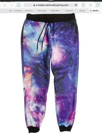 pants galaxy