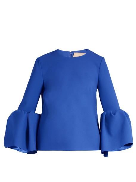 Roksanda top blue