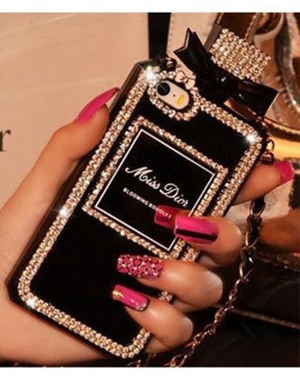phone cover perfume iphone case iphone 6 case iphone 5 case case for iphone 4/4s/5 iphone cover chanel inspired dior