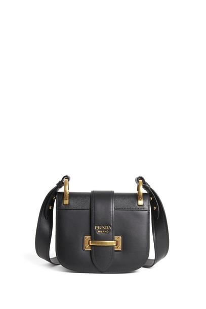 Prada satchel black bag
