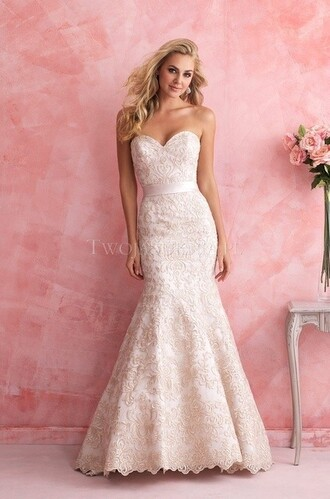 dress wedding dress high-low dresses affordable office furniture allure magazine feb 2016 a certain romance glamorous embroidered off the shoulder dress
