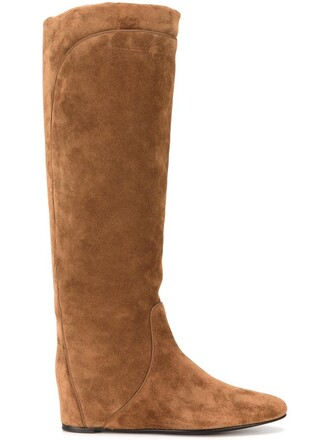 boots brown shoes