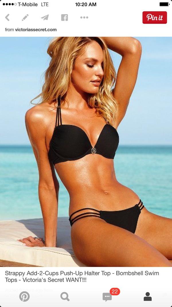 Victoria Secret Swimsuit >> 2014 Biquinis Bikinis Women S1045 Hot Sell 2 Color Full Of Fashionable Sexy Strapless Bikini ...