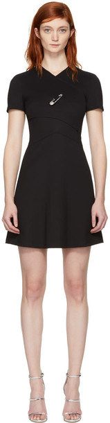 dress cross black