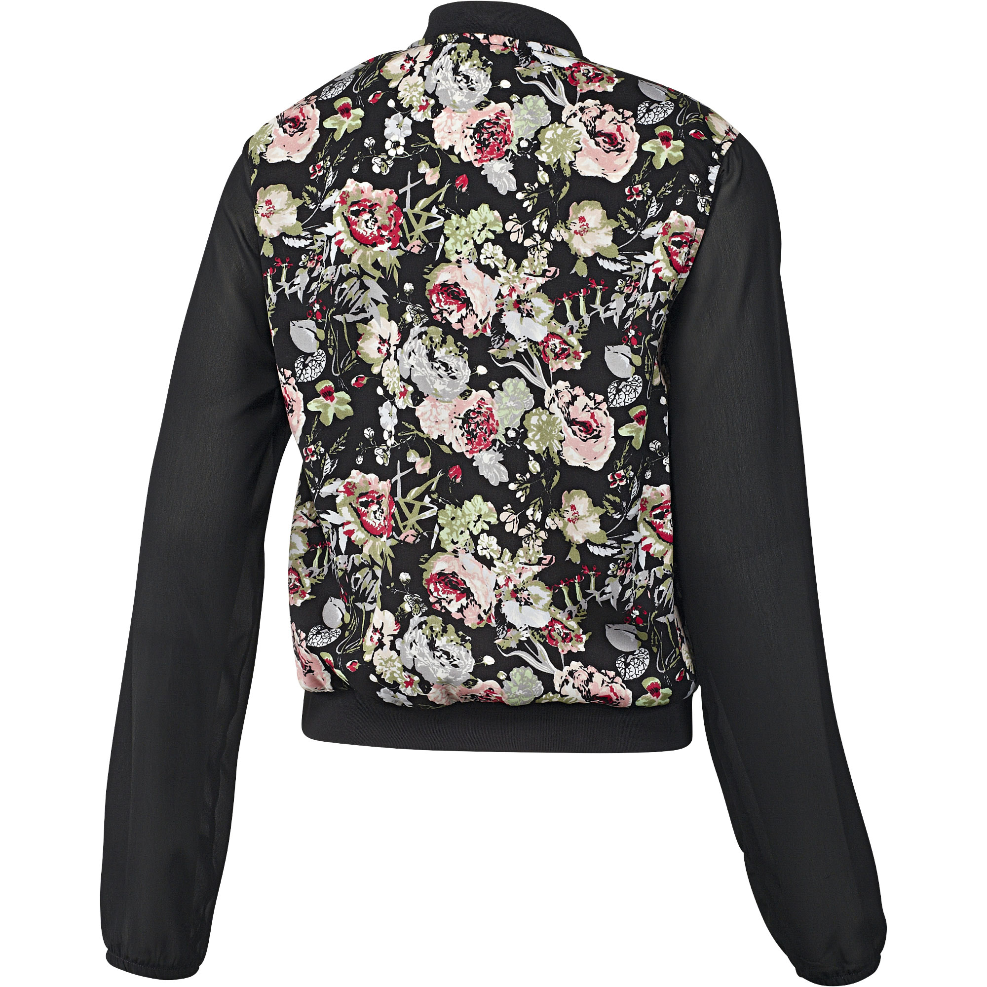 adidas Chiffon Flower Jacket | adidas UK