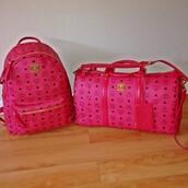 bag,pink
