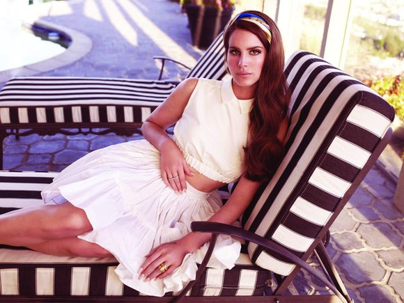 blouse white blouse white skirt lana del rey clothes