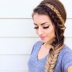 Modish hairstyles on pinterest