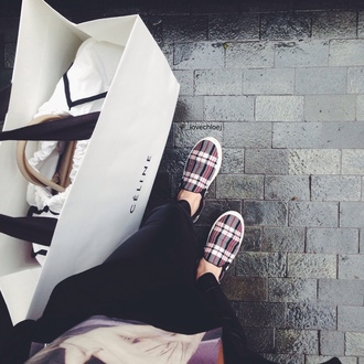 shoes edgy edge skater warm flannel streetwear streetstyle classy trendy holiday season beautiful