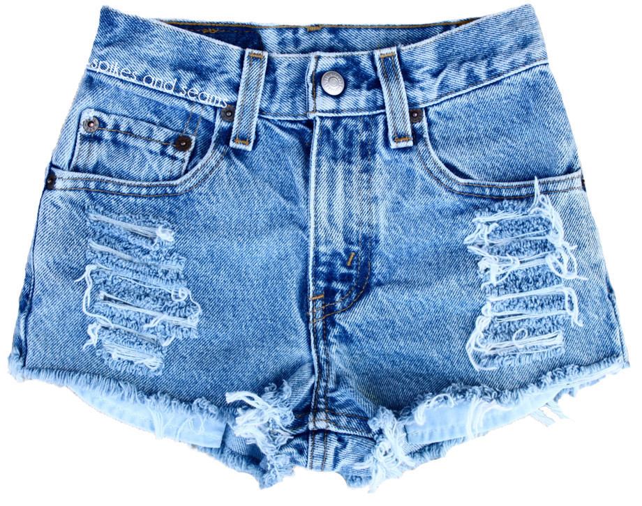 The Distressed Original - Spikes and Seams