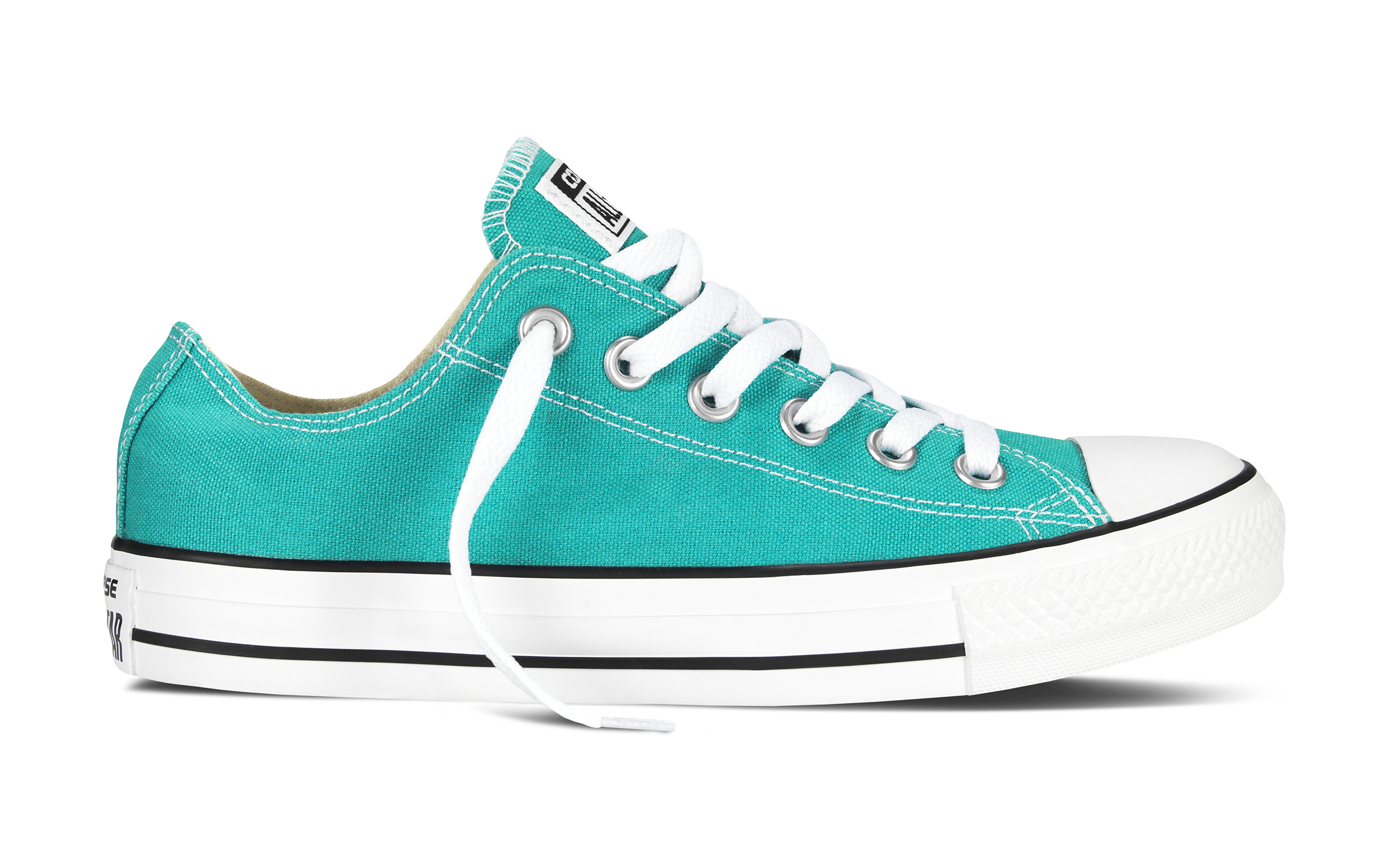 Converse France - Chuck Taylor All Star Basses En Canvas- Turquoise