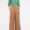 Msgm women`s wide-leg cargo trousers