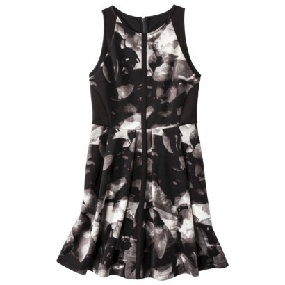 Mossimo® Women's Scuba Fit and Flare Dress -... : Target