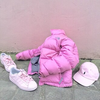 shoes cute adidas adidas shoes pink shoes pink coat light pink