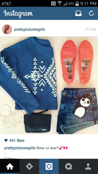 sweater shoes phone cover