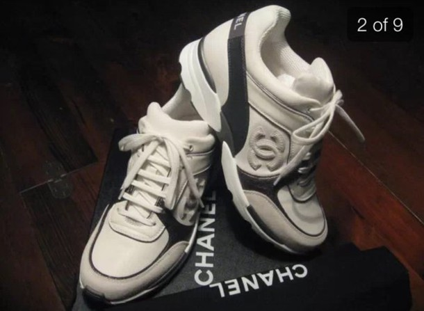 shoes chanel sneakers chanel cruise 2015 sneakers trainers sportswear sports shoes tennis shoes chanel tennis sneakers