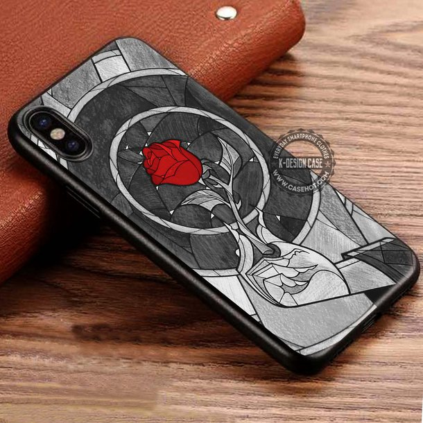 Beauty and The Beast iPhone 6 Case