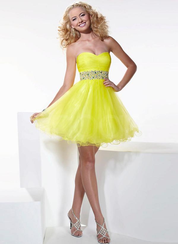 dress homecoming sleevelss sweetheart dress