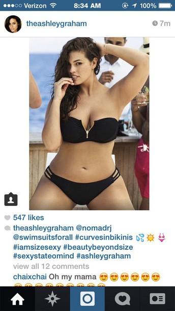 swimwear black bikini bikini bikini top bikini bottoms