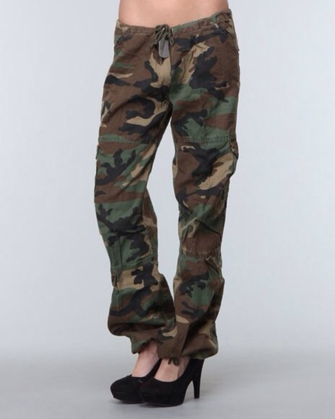 pants camouflage