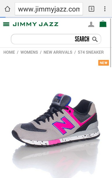 shoes new balance pink shoes