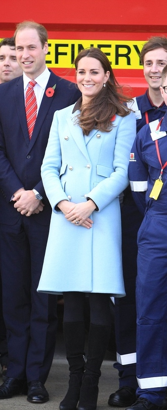 coat kate middleton