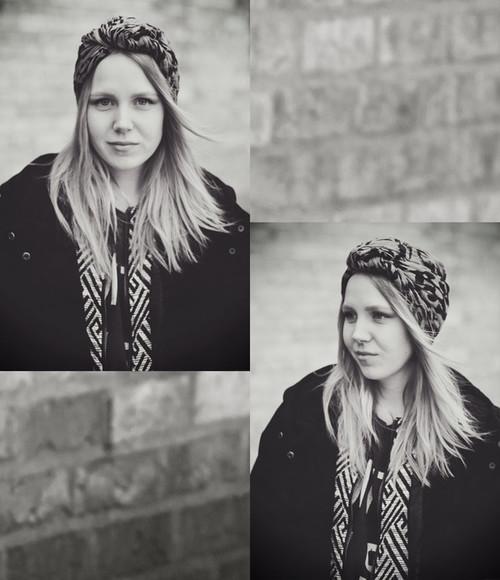 elenita jacket scarf