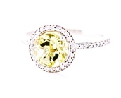 jewels,white gold engagement ring,yellow diamond engagement ring