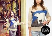 sweater,ryan newman