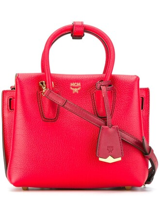 mini red bag
