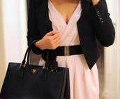 wrap front,v neck,pink dress,dress